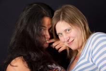 Karen and Jen